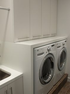 Modern Laundry Room Design, Pictures, Remodel, Decor and Ideas - page 5