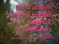 Ecclesiaste 2:26