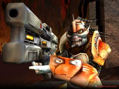 Unreal Tournament 2003 Gameplay Screenshot 3