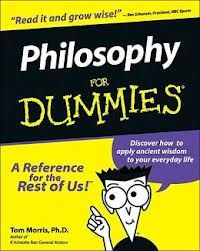 This refreshingly different guide explains philosophical fundamental, shows how philosophy can help you find more meaning in life, understand religious belief and look at the world in a whole new light.