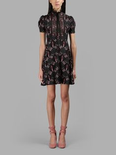 VALENTINO VALENTINO WOMEN'S MULTICOLOR DRESS. #valentino #cloth #dresses