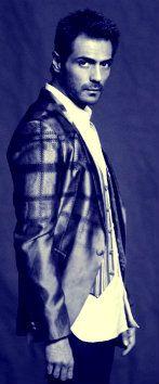 Arjun Rampal in #jacket and crisp white #shirt  Courtesy: GQ #India #sartorial