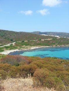 Uno scorcio della bellezza dell'#asinara . #viaggi #turismo #touring #sardegna #motoparti #moto #mare