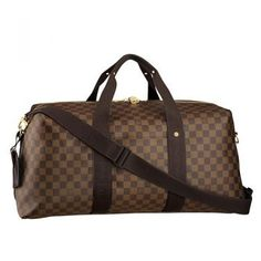 b8a991e8552 DescriptionIdeal for travel purposes, this large weekender bag makes an  ideal selection for many travellers Brand Louis Vuitton Collection Monogram  Macassar