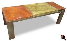 Designer Couchtisch – Möbel im Trend – Wohnzimmertisch aus Holz, Glas & Stein