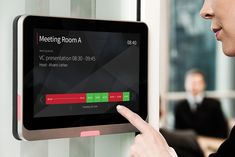 Get a Room is a room booking platform that allows everyone in your office space to book conference rooms with ease. Roommanager.com makes it a pleasure to manage reservations for your meeting rooms. For more details mail us info@roommanager.com or call at +41 79 2180659.