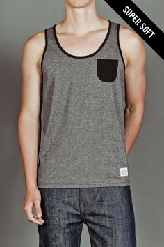 What do people think of these pocket tanks and tees?