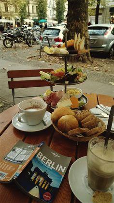 Café Anna Blume à Berlin, Berlin