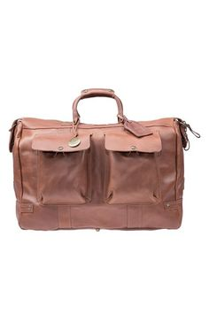 Will Leather Goods 'Traveler' Duffel Bag