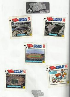 Ping Pong..94 Retro, Childhood Memories, World Cup, Trading Cards, Antique Toys, Chewing Gum, Mid Century