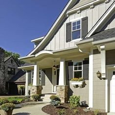 Neutral House Paint - Best Exterior Paint Colors - 9 Top Color Combos - Bob Vila