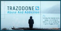 Depression can be debilitating, so can an addiction. It can be extremely daunting when you're facing both of these things together, especially when the substance you're addicted to is the antidepressant you first turned to for help. If you or a loved one is addicted to Trazodone (Oleptro, Desyrel), please take the time to learn about what you can do to get help today. #depression #trazodone #antidepressant #addiction #treatment #recovery