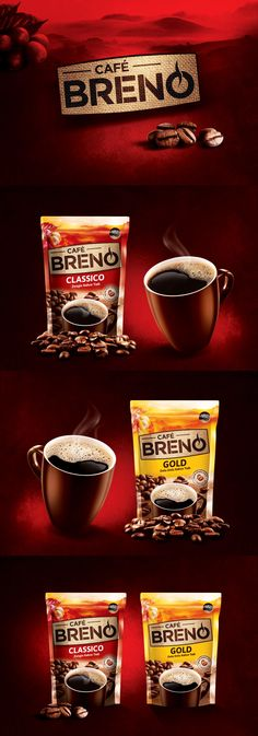 """Check out my @Behance project: """"Cafe BRENO"""" https://www.behance.net/gallery/51494035/Cafe-BRENO"""