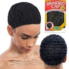 $9.99--FreeTress Braided Cap For Crochet Braid And Weaves  Where was this three weeks ago when I needed it?!?
