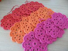 Atelier Márcia Yamaguti: Beautiful Coasters