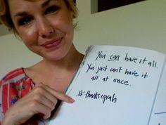 I love this! Flickr group- thanks, oprah! and I don't even enjoy oprah...