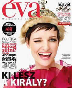 Éva magazin 2014. áprilisi szám Eyes, Cover, Movie Posters, Film Poster, Popcorn Posters, Film Posters, Posters