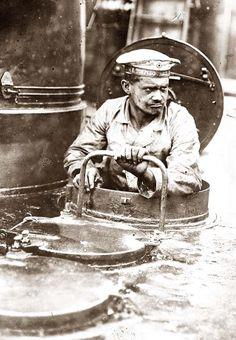 German U Boat.