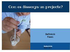 Projectes pbl definició i fases by Guida Allès Pons via slideshare