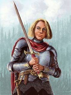 Brienne Game Of Thrones Brienne, Brienne Of Tarth, The North Remembers, Female Knight, Book Show, Wonder Woman, Fan Art, Deviantart, Songs