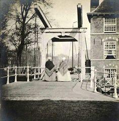 Haarlem, Eendjespoort 1869