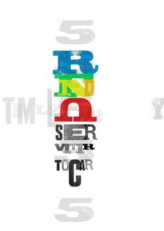 Printing project. by Camila Ortega, via Behance #type #graphic poster