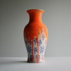 "julienfoulatier:  ""Sprayed Chinese Vase"" (2009) - A sculpture by Chad Wys. www.chadwys.com"
