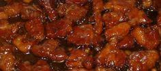 Overheerlijke babi ketjap uit m`n eigen keuken *** I DON'T KNOW WHAT THIS IS, BUT IT SURE LOOKS GOOD!!!!! ***