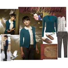 Mary Margaret Blanchard, created by tiffycuss on Polyvore