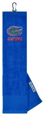 Team Effort NCAA Face/Club Embroidered Golf Towel - University of Florida