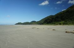 Praia do Guarauzinho, Peruíbe (SP)