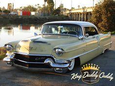 '56 Coupe DeVille