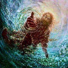 Jesus my savior Life Of Jesus Christ, Pictures Of Jesus Christ, Jesus Lives, Religious Images, Religious Art, Lds Art, Lds Church, Modern Artists, Latter Day Saints