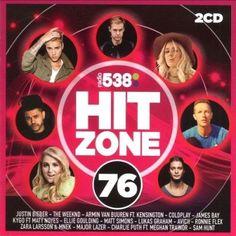 Bate-Boca & Musical: VA - Hitzone 76 (2016) 2CDs