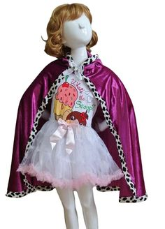 Eyekepper Children Cosplay Rose Princess cape >>> You can find out more details at the link of the image.