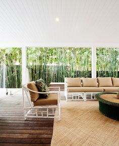 Kick back in one of Byron's luxury beach shacks
