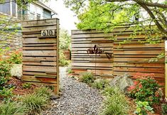 Privacy Fence Ideas Design Ideas, Pictures, Remodel, and Decor - page 8