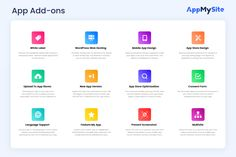 Create awesome mobile apps in minutes with an AI-powered WordPress app builder The post AppMySite appeared first on DiscountSAAS. Marketing Software, Internet Marketing, Seo Tools, Mobile App, Online Business, Apps, Social Media, Website, Online Marketing
