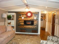 101 Best Mobile Home Renovation Ideas Images House Decorations