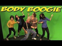 Brain Breaks - Dance Songs - Body Boogie - Children's Songs by The Learning Station - YouTube