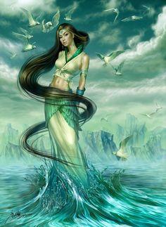 Deusa do Rio