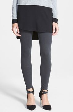Hue Denim Leggings available at #Nordstrom
