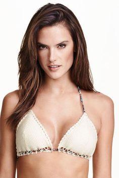 H&M - Bikini top £14.99