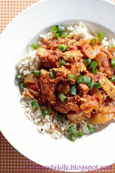 Eat Good 4 Life Chicken Paprikash: