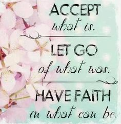 Accept, let go & have faith #inspirational #corposflex #supplements #motivational http://www.corposflex.com/en/100-whey-protein-gold-standard-4545g-10%20lbs-optimum-nutrition