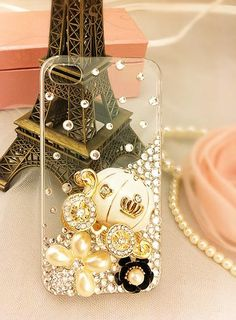Cinderella iphone case!   ...I need an iphone, so I can get this case lol