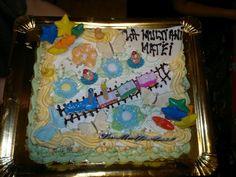 N8PictureADay #21 - Birthday cake