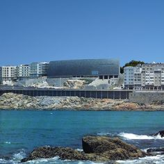 Domus. Arata Isozaki Arq. #A Coruña