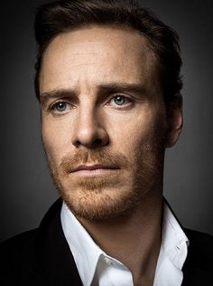 Michael Fassbender  Just saw him in Prometheus, saw him last month in A Dangerous Mind, he's totally believable, great actor, up there with Tom Hardy
