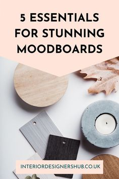 There are 5 elements that you need to consider when creating mood boards for your Interior Design Clients. Find out how your boards measure up... #interiordesignershub Interior Design Resources, Interior Design Business, Interior Design Inspiration, 5 Elements, Object Photography, Design Strategy, Wow Products, Textured Background, Mood Boards